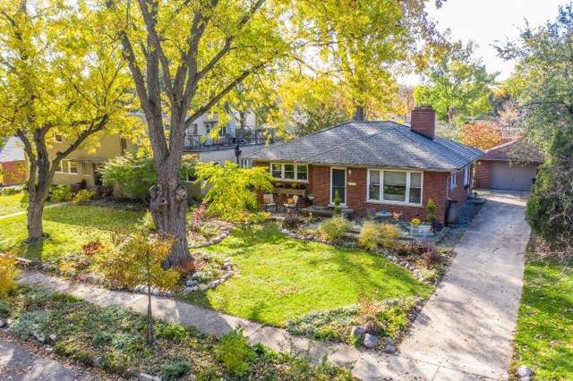 1570 Woodland Drive, Ann Arbor, MI 48103 (MLS #3269957) :: The Toth Team
