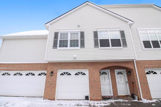 508 Olde English Circle #100, Howell, MI 48855 (MLS #3269991) :: The Toth Team