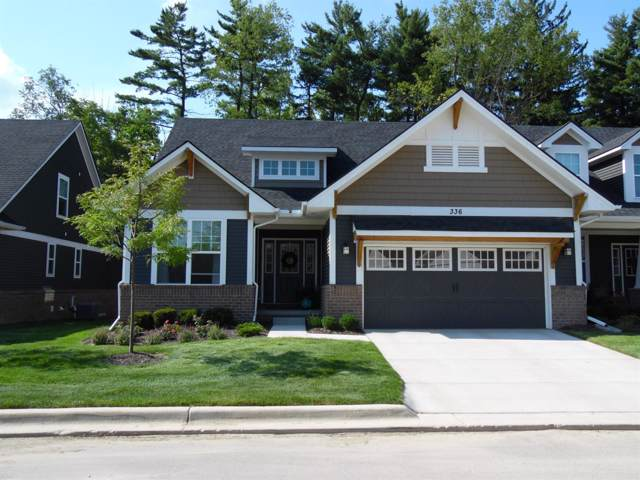 312 Curtiss Lane, Saline, MI 48176 (MLS #3270055) :: The Toth Team