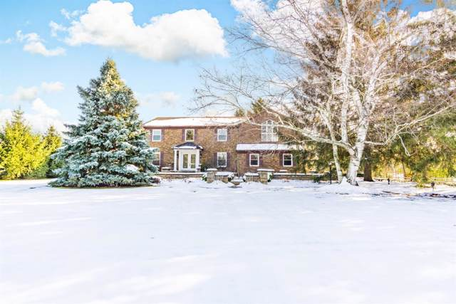 5485 Countryside Drive, Saline, MI 48176 (MLS #3270059) :: The Toth Team
