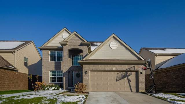 43203 Wilderness Drive, Canton, MI 48188 (MLS #3270072) :: The Toth Team