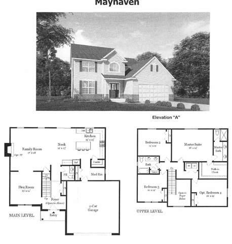 9806 Box Farm Court #19, Saline, MI 48176 (MLS #3270483) :: Berkshire Hathaway HomeServices Snyder & Company, Realtors®