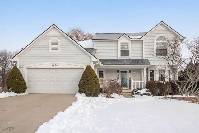 2854 Chaseway Court, Ann Arbor, MI 48105 (MLS #3270491) :: Berkshire Hathaway HomeServices Snyder & Company, Realtors®
