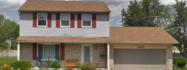 43935 Marne Court, Canton, MI 48188 (MLS #3270514) :: The Toth Team