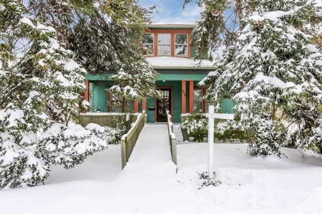 2509 W Liberty Street, Ann Arbor, MI 48103 (MLS #3270631) :: Berkshire Hathaway HomeServices Snyder & Company, Realtors®
