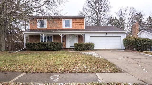 1713 Tudor Drive, Ann Arbor, MI 48103 (MLS #3270648) :: Berkshire Hathaway HomeServices Snyder & Company, Realtors®
