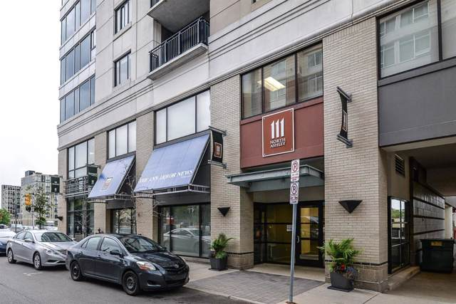 111 N Ashley Street #610, Ann Arbor, MI 48104 (MLS #3270655) :: The Toth Team