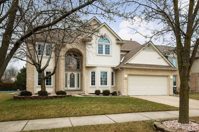 42348 Chase Drive, Canton, MI 48188 (MLS #3270706) :: The Toth Team