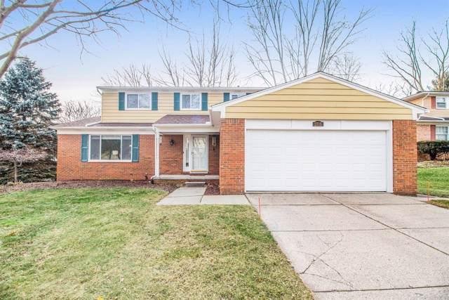 2715 Tuebingen Parkway, Ann Arbor, MI 48105 (MLS #3270714) :: Berkshire Hathaway HomeServices Snyder & Company, Realtors®