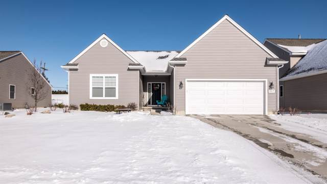 557 Marblewood Lane, Saline, MI 48176 (MLS #3270747) :: The Toth Team