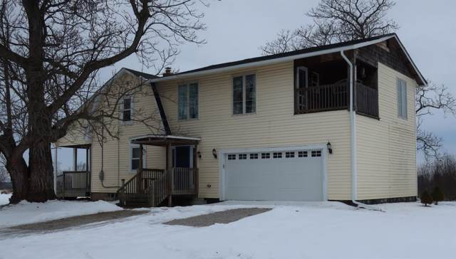 9630 Saline Milan Road, Saline, MI 48176 (MLS #3270757) :: The Toth Team