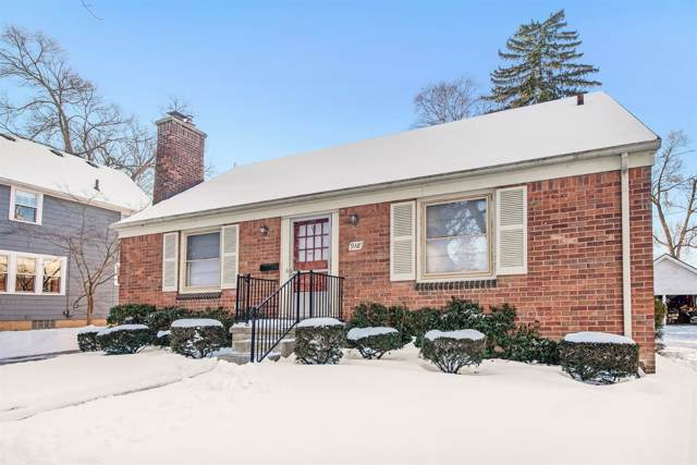 918 S Seventh Street, Ann Arbor, MI 48103 (MLS #3270768) :: The Toth Team