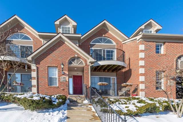 138 W Oakbrook Drive, Ann Arbor, MI 48103 (MLS #3270776) :: Berkshire Hathaway HomeServices Snyder & Company, Realtors®