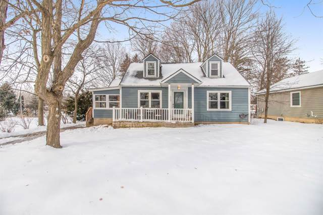 313 N Lewis Street, Saline, MI 48176 (MLS #3270781) :: The Toth Team