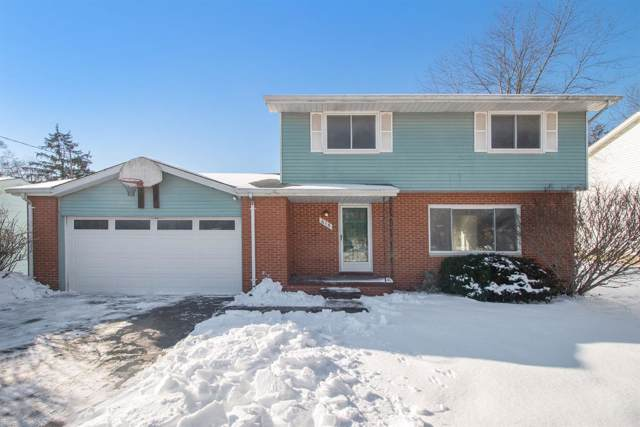 615 Barber Avenue, Ann Arbor, MI 48103 (MLS #3270788) :: The Toth Team