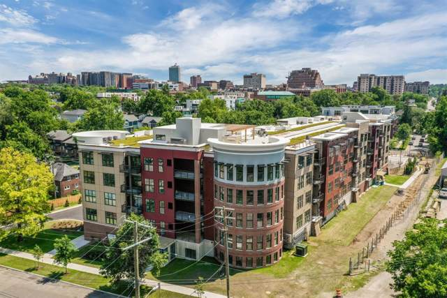 218 W Kingsley Street #205, Ann Arbor, MI 48103 (MLS #3270796) :: The Toth Team