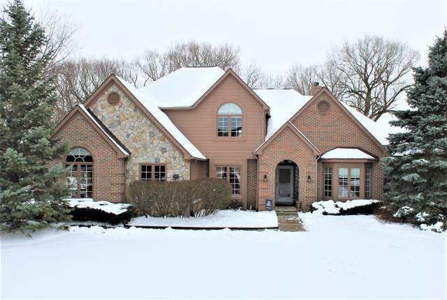 4873 Birdie Lane, Ann Arbor, MI 48103 (MLS #3270798) :: The Toth Team