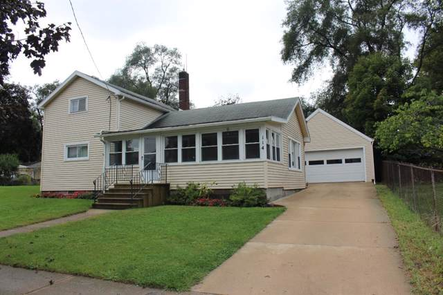 114 Clark St., Grass Lake, MI 49240 (MLS #3270799) :: Berkshire Hathaway HomeServices Snyder & Company, Realtors®
