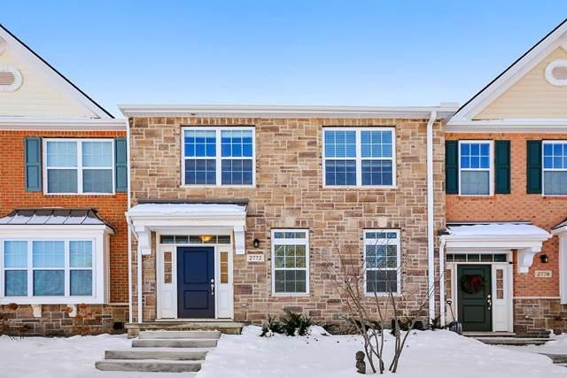 2772 Ashcombe Drive, Ann Arbor, MI 48105 (MLS #3270815) :: Berkshire Hathaway HomeServices Snyder & Company, Realtors®