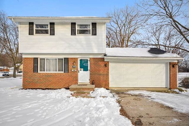 365 Nichols Drive, Saline, MI 48176 (MLS #3270818) :: The Toth Team