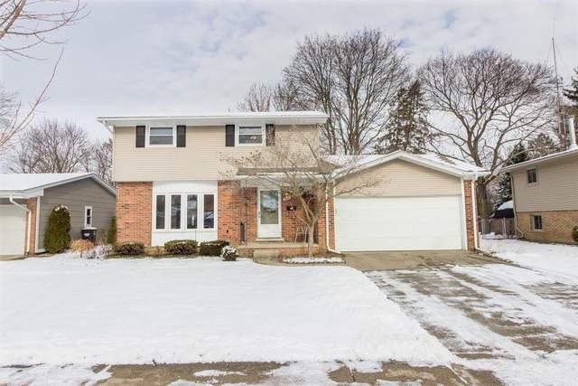1345 Ravenwood Street, Ann Arbor, MI 48103 (MLS #3270830) :: Berkshire Hathaway HomeServices Snyder & Company, Realtors®