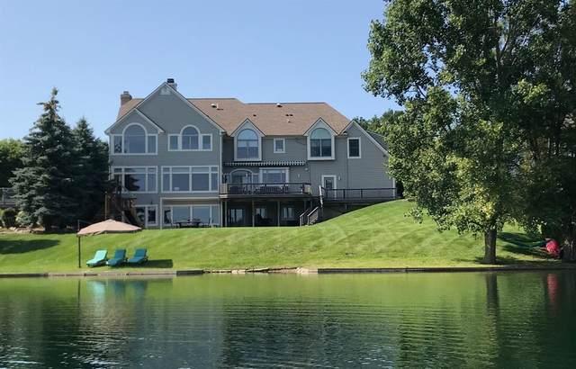 4323 Boulder Pond Drive, Ann Arbor, MI 48108 (MLS #3270934) :: The Toth Team