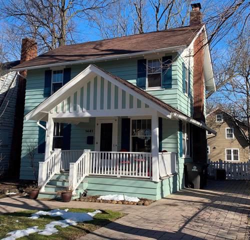 1441 White, Ann Arbor, MI 48104 (MLS #3270979) :: Berkshire Hathaway HomeServices Snyder & Company, Realtors®