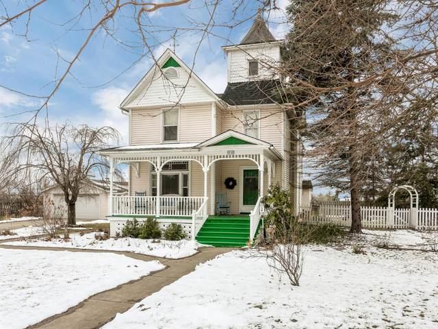 96 E Columbia Avenue, Belleville, MI 48111 (MLS #3270992) :: Berkshire Hathaway HomeServices Snyder & Company, Realtors®