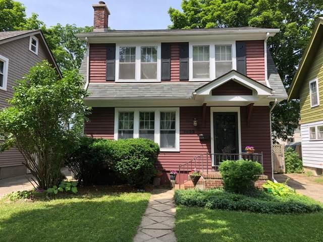 1432 White Street, Ann Arbor, MI 48104 (MLS #3271083) :: Berkshire Hathaway HomeServices Snyder & Company, Realtors®