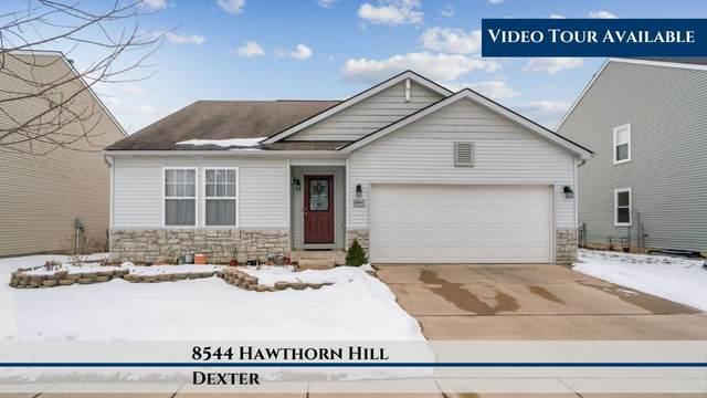 8544 Hawthorn Hill, Dexter, MI 48130 (MLS #3271227) :: Berkshire Hathaway HomeServices Snyder & Company, Realtors®