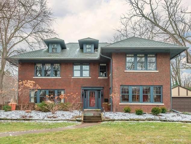 1912 Austin Avenue, Ann Arbor, MI 48104 (MLS #3271237) :: The Toth Team