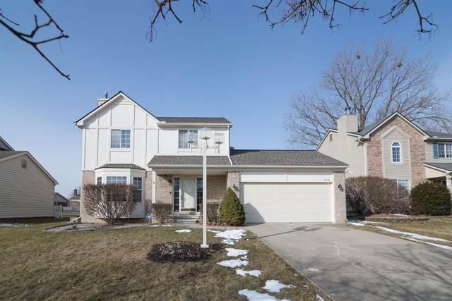 2278 Amber Drive, Canton, MI 48188 (MLS #3271289) :: Berkshire Hathaway HomeServices Snyder & Company, Realtors®