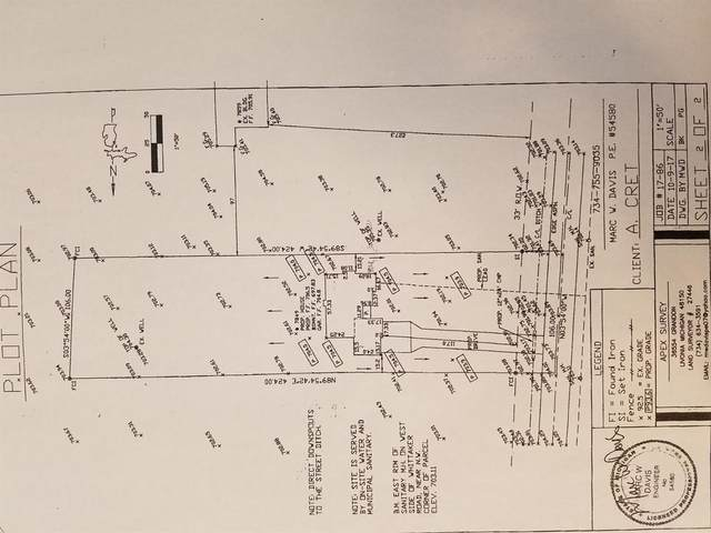 7849 Whittaker Road, Ypsilanti, MI 48197 (MLS #3271400) :: Berkshire Hathaway HomeServices Snyder & Company, Realtors®