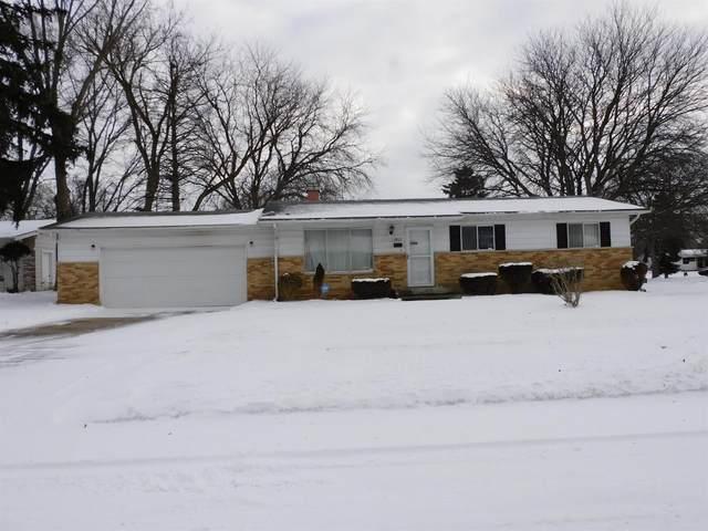 3802 Parkway Court, Flint, MI 48503 (MLS #3271542) :: The Toth Team