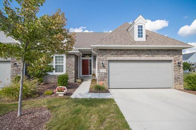 10 Gallery Circle #10, Saline, MI 48176 (MLS #3271547) :: The Toth Team