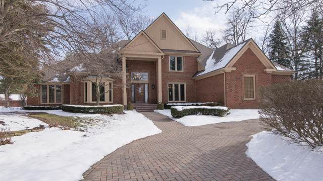 13532 Canterbury Court, Plymouth, MI 48170 (MLS #3271551) :: The Toth Team