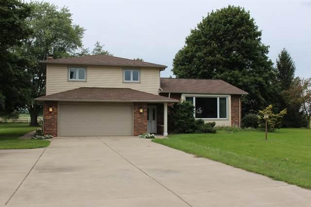 1586 Wolf Lake Road, Grass Lake, MI 49240 (MLS #3271554) :: Berkshire Hathaway HomeServices Snyder & Company, Realtors®