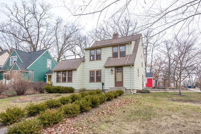 821 S 7th Street, Ann Arbor, MI 48103 (MLS #3271942) :: Berkshire Hathaway HomeServices Snyder & Company, Realtors®