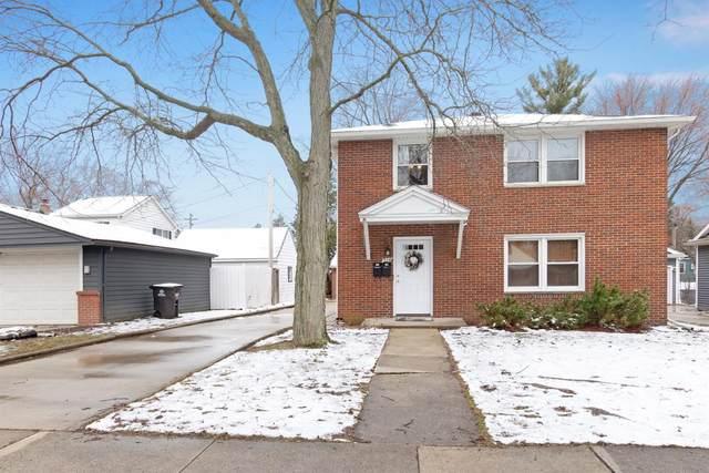516 Berkley Avenue, Ann Arbor, MI 48103 (MLS #3272005) :: The Toth Team