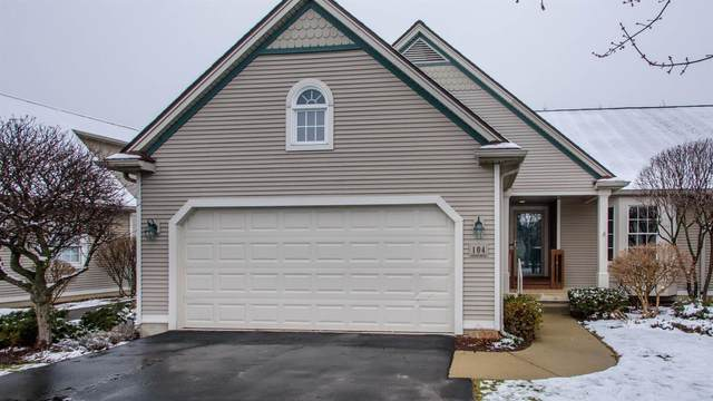 104 Willow Court, Chelsea, MI 48118 (MLS #3272150) :: The Toth Team