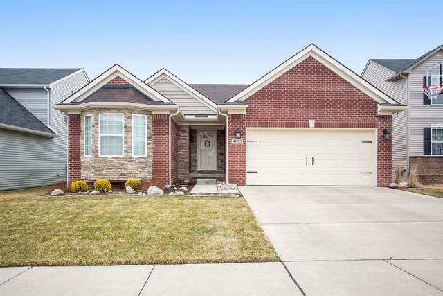4043 Ash Tree Lane, Howell, MI 48843 (MLS #3272197) :: The Toth Team