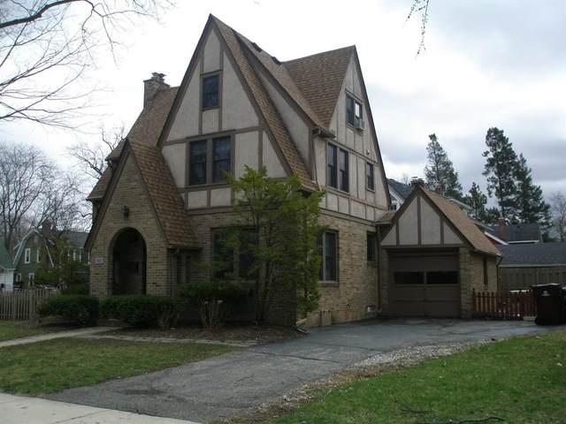 912 Rose Avenue, Ann Arbor, MI 48104 (MLS #3272215) :: Berkshire Hathaway HomeServices Snyder & Company, Realtors®