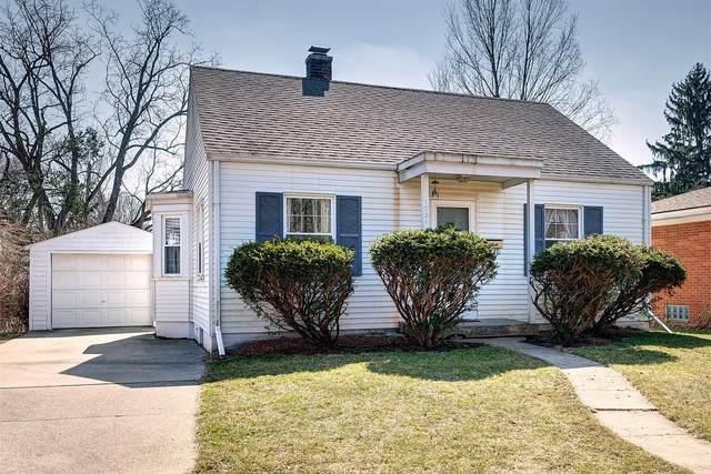 1221 Franklin Boulevard, Ann Arbor, MI 48103 (MLS #3272220) :: Berkshire Hathaway HomeServices Snyder & Company, Realtors®