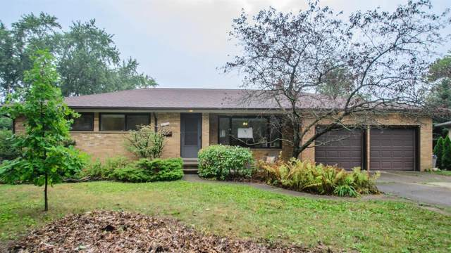 1439 Covington Drive, Ann Arbor, MI 48103 (MLS #3272267) :: Berkshire Hathaway HomeServices Snyder & Company, Realtors®