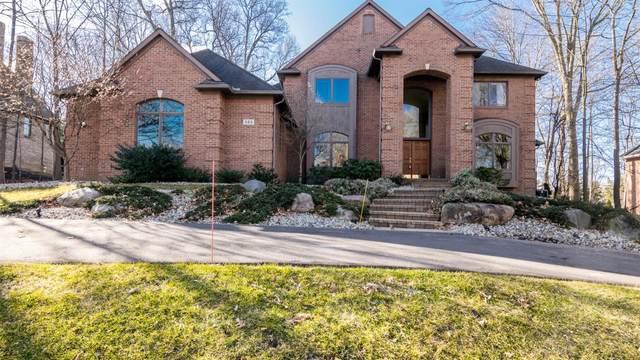 563 Glenmoore Drive, Ann Arbor, MI 48103 (MLS #3272270) :: Berkshire Hathaway HomeServices Snyder & Company, Realtors®