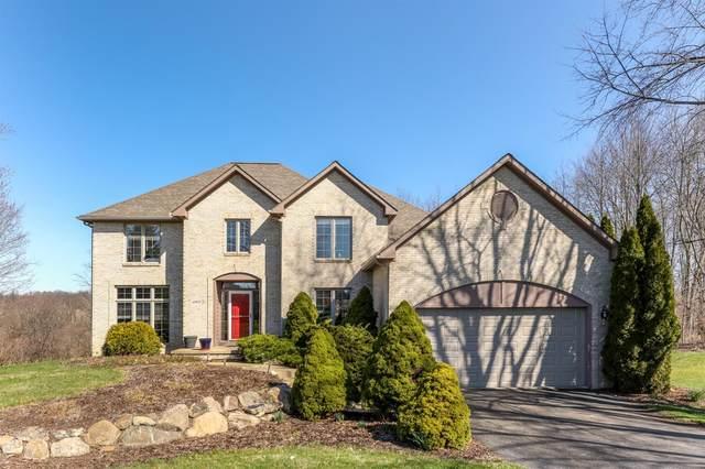 4862 Meadow Lark Lane, Dexter, MI 48130 (MLS #3272273) :: Berkshire Hathaway HomeServices Snyder & Company, Realtors®