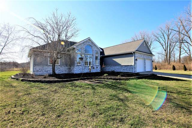 1054 Meanwell, Dundee, MI 48131 (MLS #3272275) :: The Toth Team