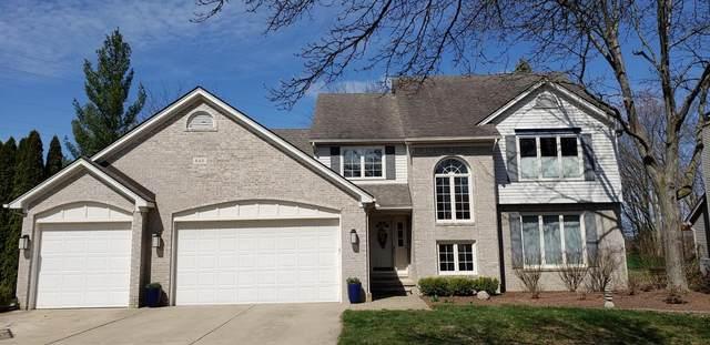 648 Woodhill Drive, Saline, MI 48176 (MLS #3272307) :: Berkshire Hathaway HomeServices Snyder & Company, Realtors®