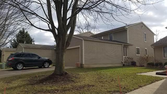 611 Woodcreek Circle, Saline, MI 48176 (MLS #3272689) :: Berkshire Hathaway HomeServices Snyder & Company, Realtors®