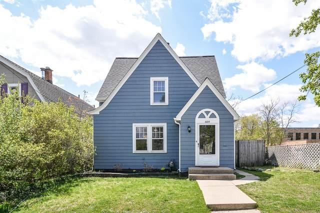 1005 W Washington Street, Ann Arbor, MI 48103 (MLS #3273035) :: Berkshire Hathaway HomeServices Snyder & Company, Realtors®